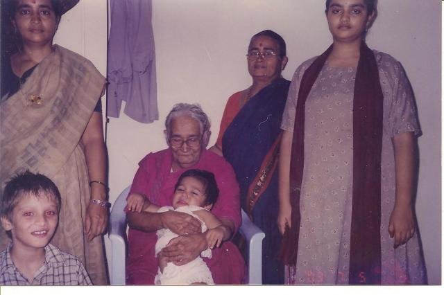 padmavathamma gaaru with koothuru prabhaavathi and others