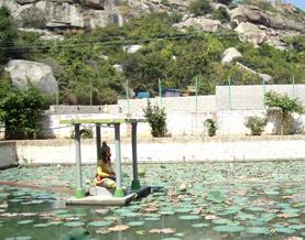 Ardhagiri_pond